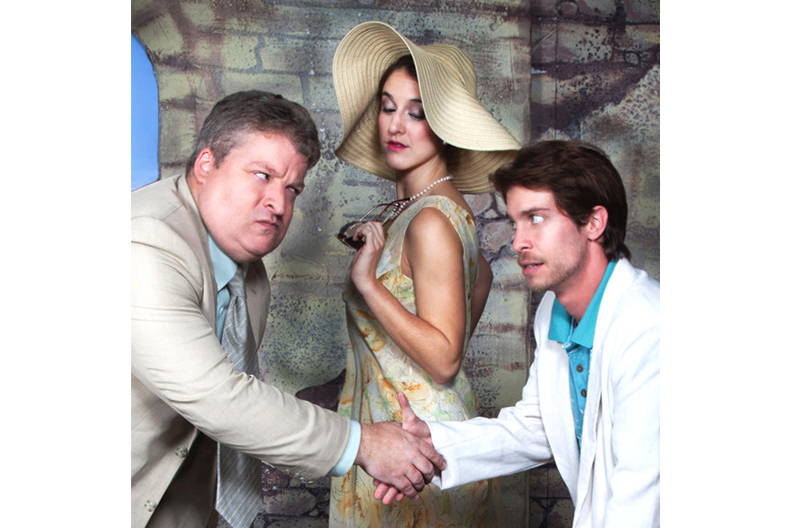"""Dirty Rotten Scoundrels"" runs through April 6, at Players Theatre."