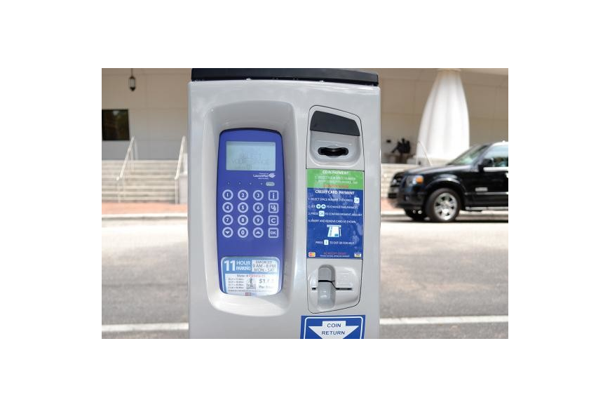 Parking Manager Mark Lyons is trying to avoid the missteps of earlier efforts to implement paid parking — including meters that generated complaints before being removed in 2012.