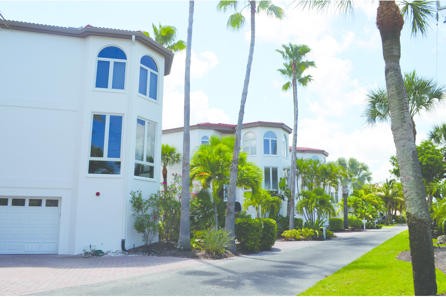 The Sarasota and Manatee County property appraisers' offices estimate that Key-wide property values rose 5.4% in the past year. Photo by Robin Hartill
