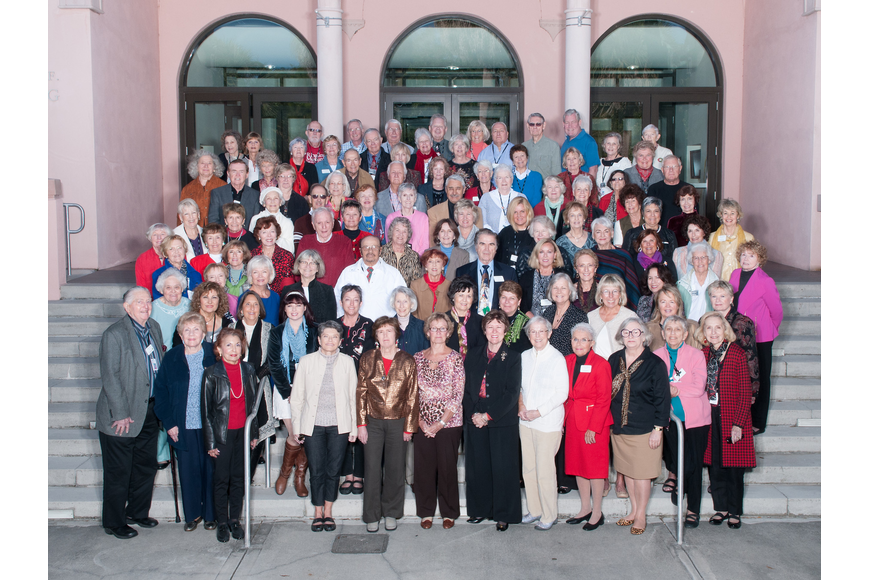 The corps of The Ringling's volunteer docents are just one of the numerous valued yet overlooked components of Sarasota's arts community.