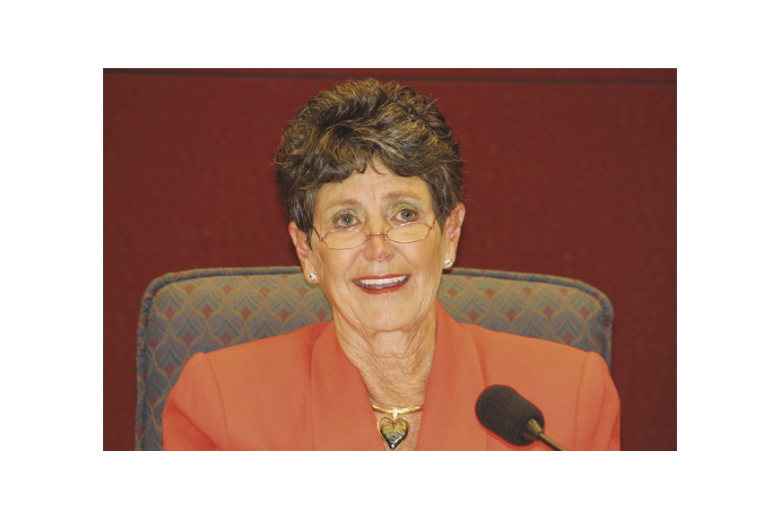 County Commissioner Shannon Staub announced her retirement plans Wednesday.