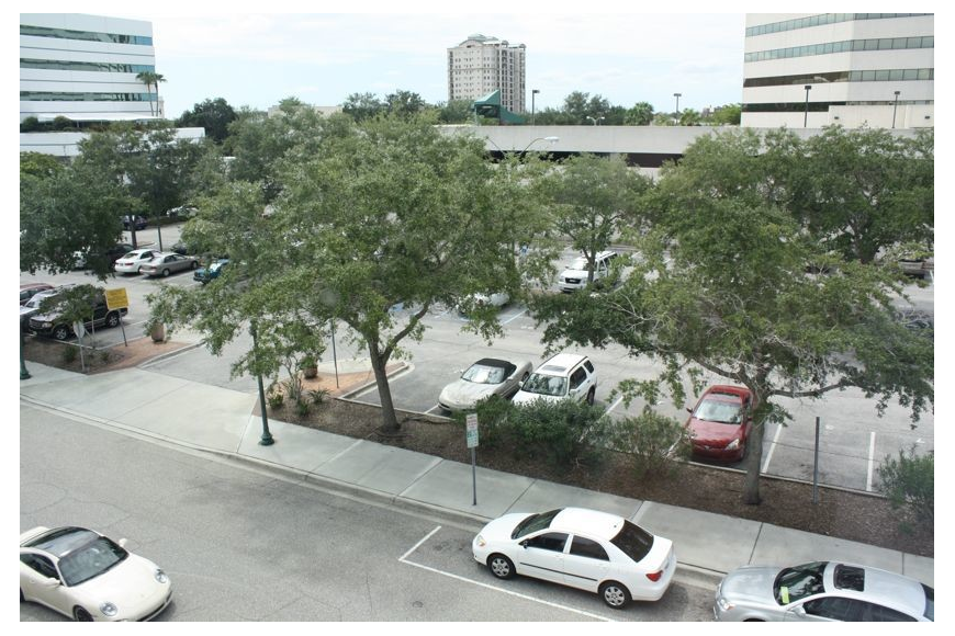 Within four years, the city will build on the State Street parking lot a garage with at least 300 spaces.