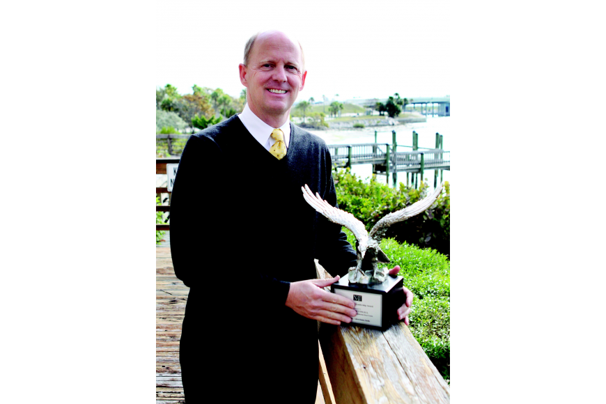 Roger Pettingell, sales associate for Coldwell Banker's Longboat Key office, achieved $40.5 million in sales volume in 2010 and was named the top Coldwell associate in Florida.