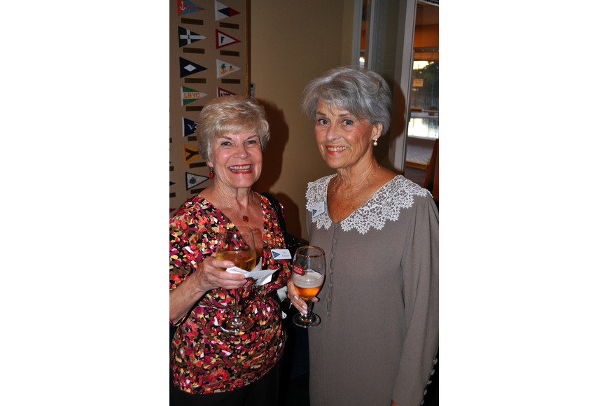 Judy Stanford and Judy Reed