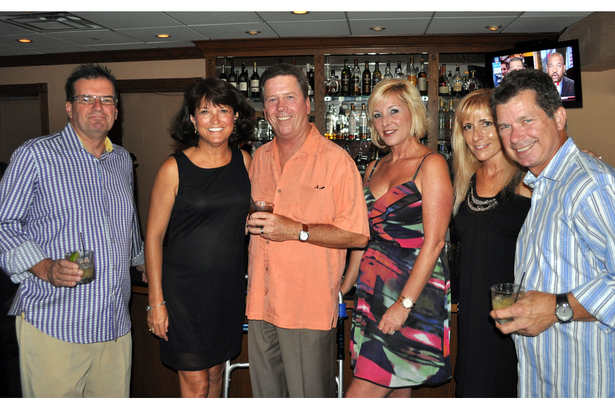Oliver Osburn, Beth and John Strother, Tommi Lynn Osburn and Tami and Chuck Richards