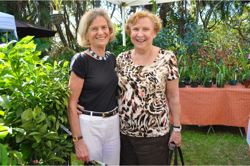 Anita Robboy and Nancy Lee attended the festival.