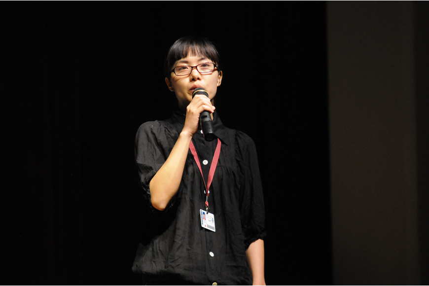 Chinese teacher Phoebe Yi shared how the world reacted to the events of Sept. 11, 2001.