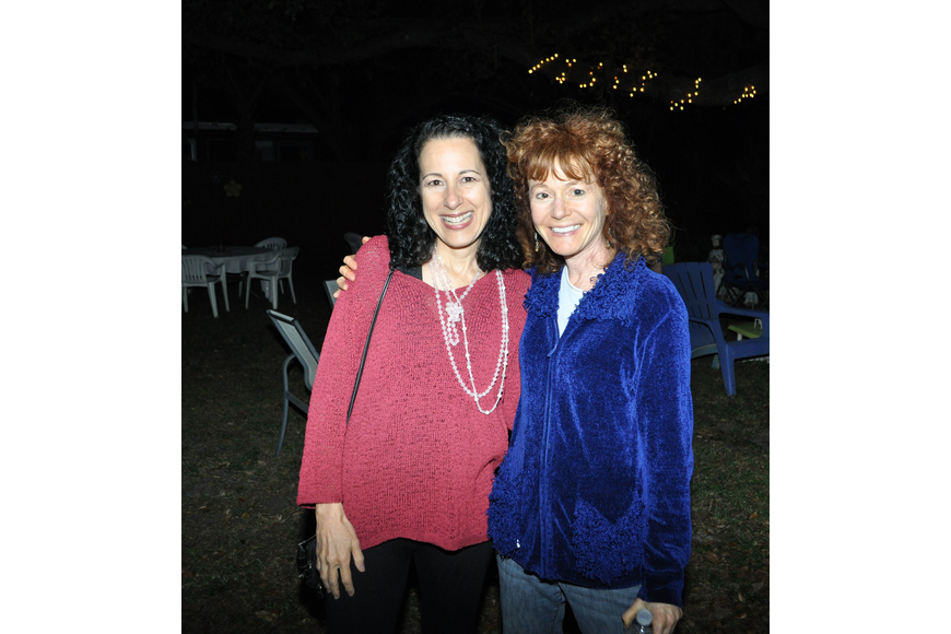 Wendy Cooper and Rena Greenberg