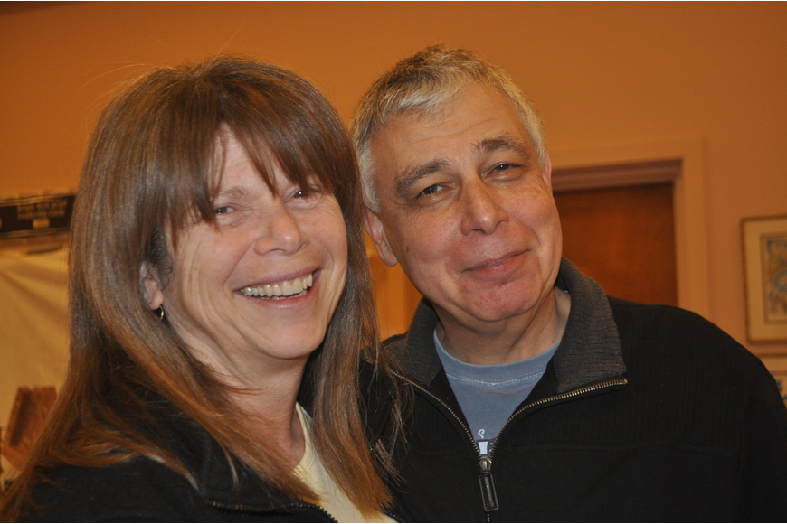 Linda and David Milberg