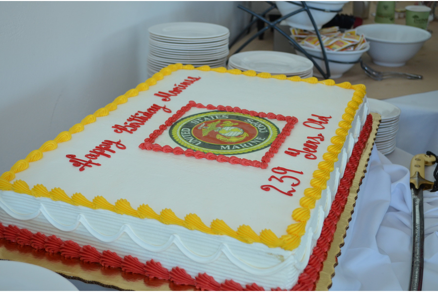 Photo Gallery Marine Corps Birthday Luncheon Following Lunch The