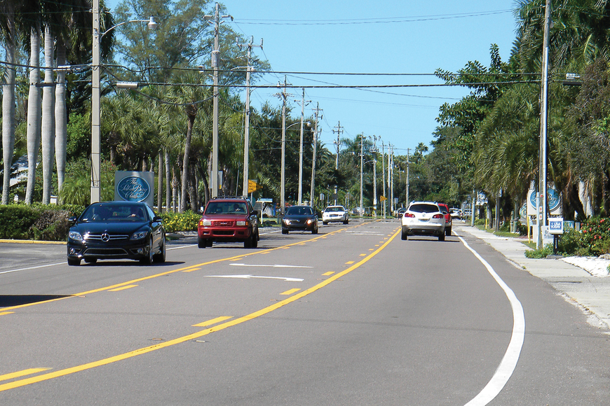 Residents continued to debate a Florida Department of Transportation plan for pedestrian islands on a 1-mile segment of Midnight Pass Road.