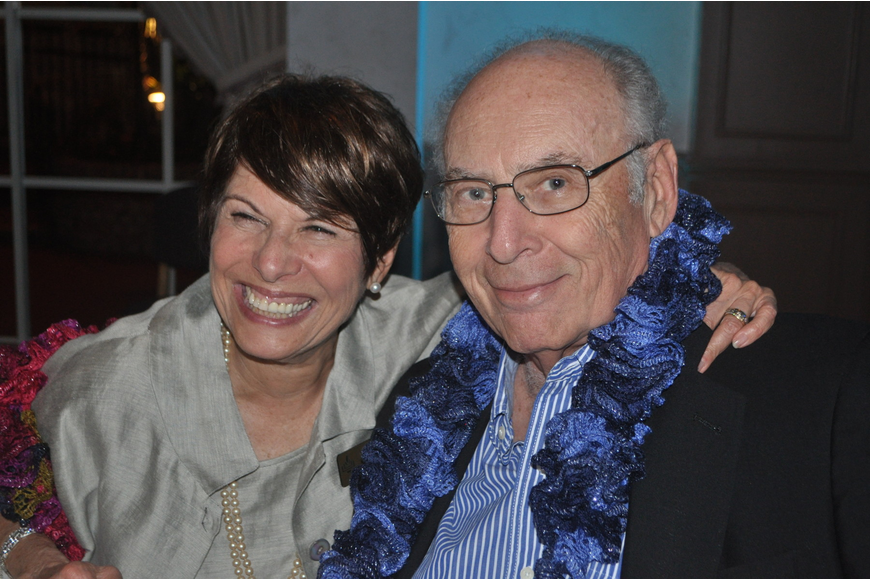 Nancy and Ralph Cohen