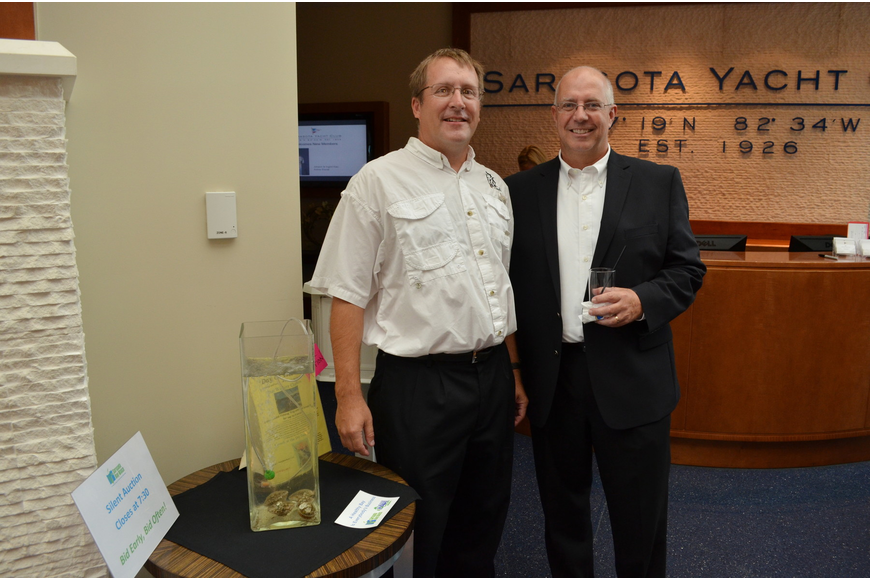 Dr. Steve Geiger and Dr. Larry Stults
