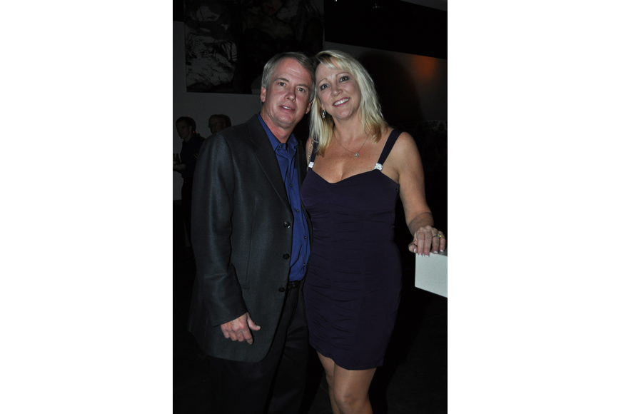 David Black and Cindy McKenzie