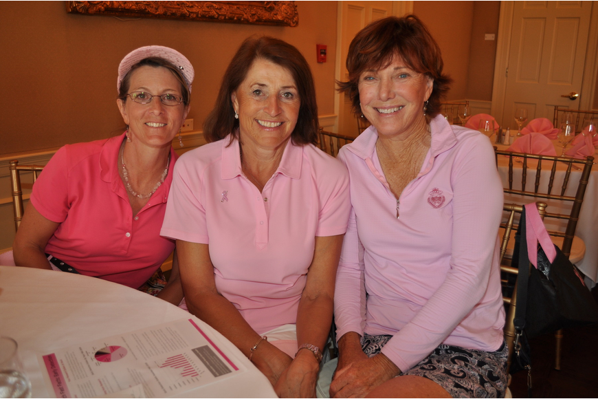 Dee Blazo, Anne Ciraco and Patsy Cooper