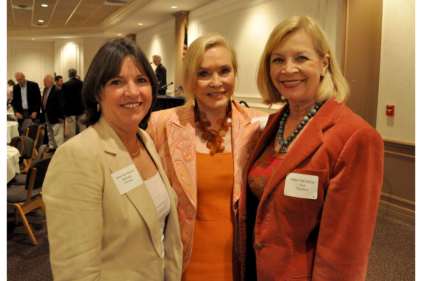 Michele Grimes, Margaret Wise and Ann Charters