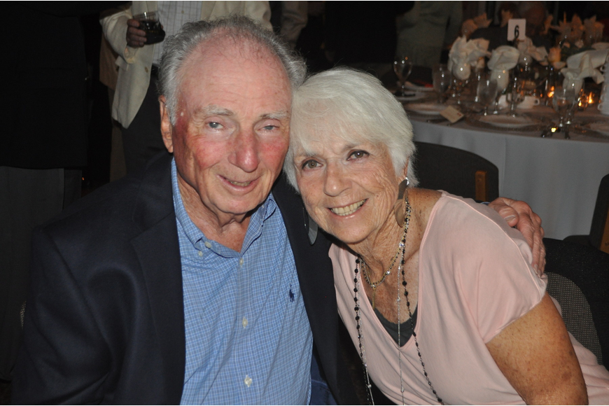 Les and Lois Fishman