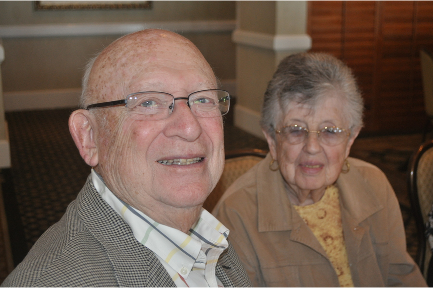 Lester and Lorraine Ageloff