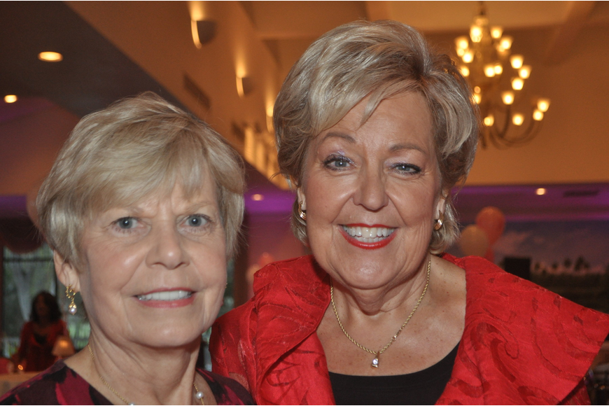 Linda Larsen and Barbara Glanz