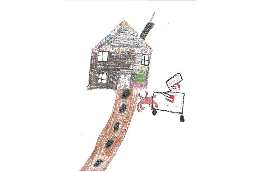 Nicole, Grade 3, Lakeview Elementary