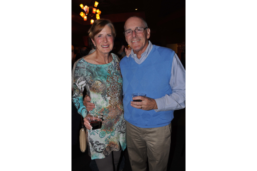 Irene and Brian Ward, of River Club