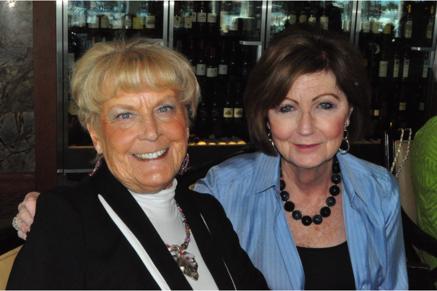 Dee Ardito and Mary Ellen Tutten