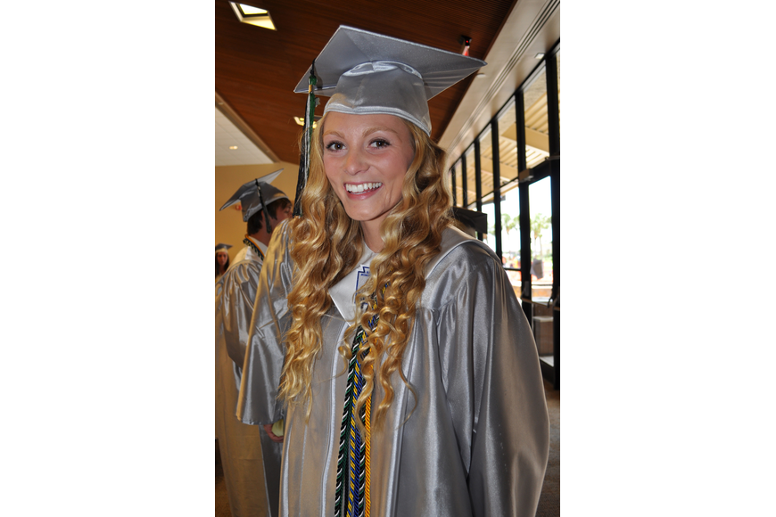 Devin McDermott accumulated numerous awards and recognitions during her time at Lakewood.
