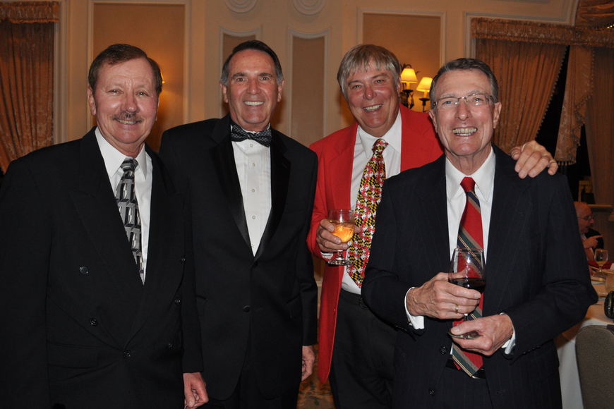 Jack Hildebrand, Tom Weber, Kin Wright and Rick Utton
