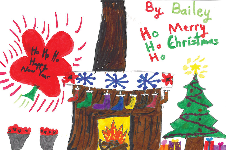 Bailey, Grade 3, Lakeview Elementary