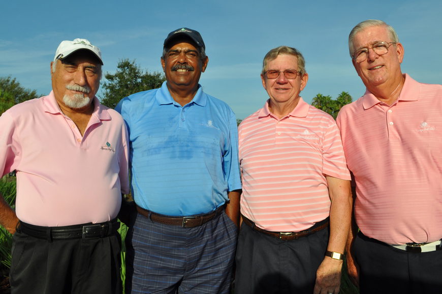 Dan Ferreira, Tacio Carvalho, Wayne Judy and Brian Moughty played together.
