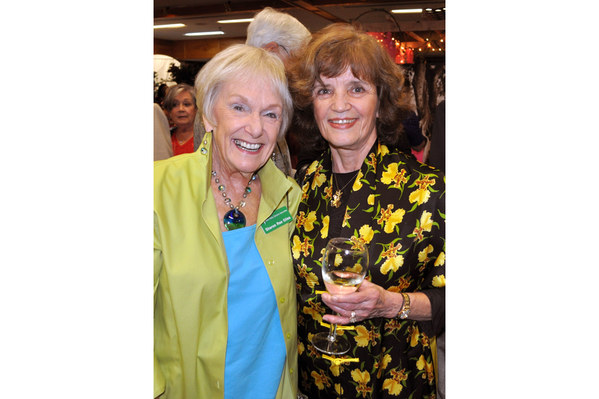 Sharon Rae Giles and Sue Scully
