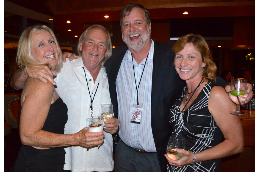 Carolyn Rule, Johnny Betz, Earl Smith and Michele Smolder