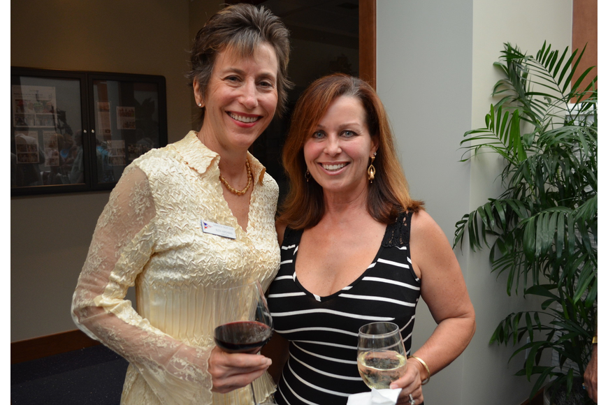 Ruth Harshman and Laurie Birnbach