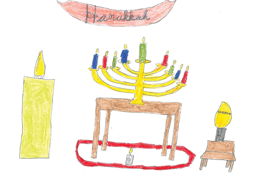 Angela, Grade 3, Lakeview Elementary
