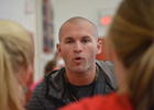Chad Sutton has total control of Cardinal Mooney volleyball less than a year into his tenure.