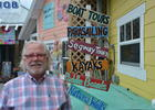 Paradise Boat Tours captain Sherman Baldwin