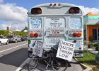 """The foot traffic (in St. Armands) is just perfect for conversations, as I make my way around on The Kindness Bicycle,"" Votruba wrote on his blog, http://www.onemillionactsofkindness.com."